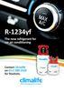 R-1234yf car aircon refrigerant