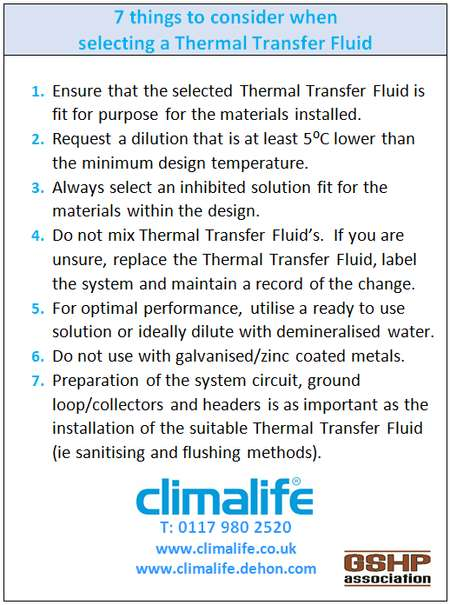 7 things to consider when selecting a thermal transfer fluid