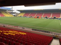 Climalife at Watford stadium 17 march 2015 sml