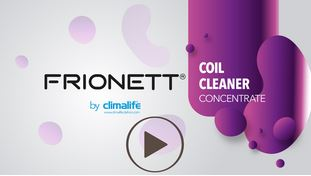 Coil cleaner video