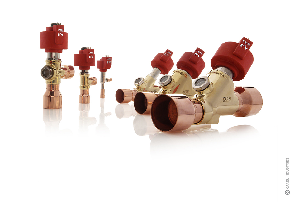 CAREL Electronic Expansion Valve