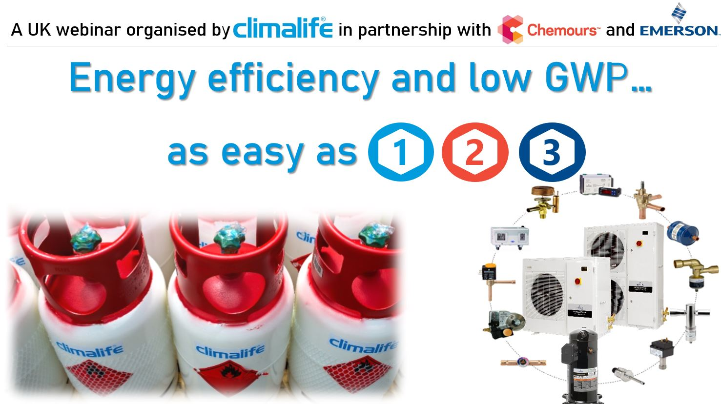 Climalife UK webinar - with Chemours and Emerson 2020