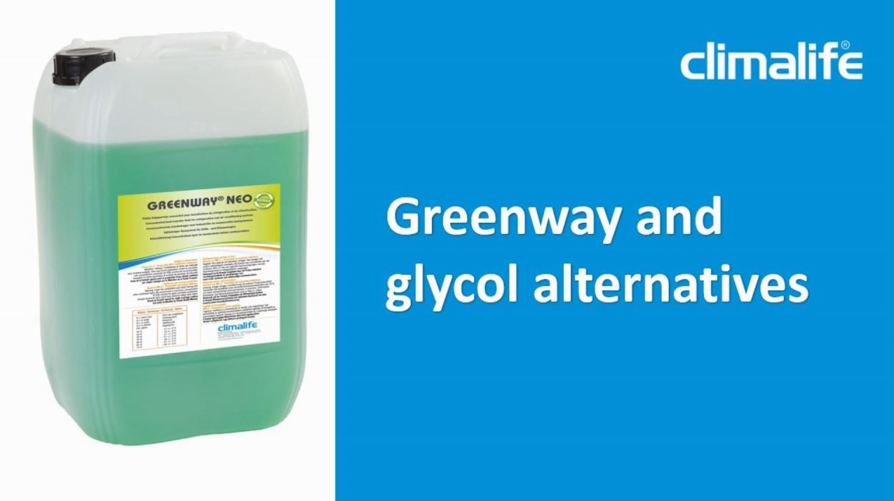 Greenway and glycol alternatives