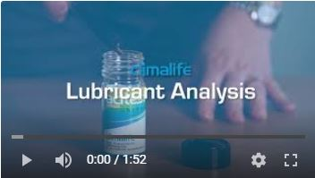 Acitest Unipro lubricant analysis kit from Climalife