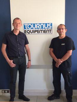 Tournus equipement staff